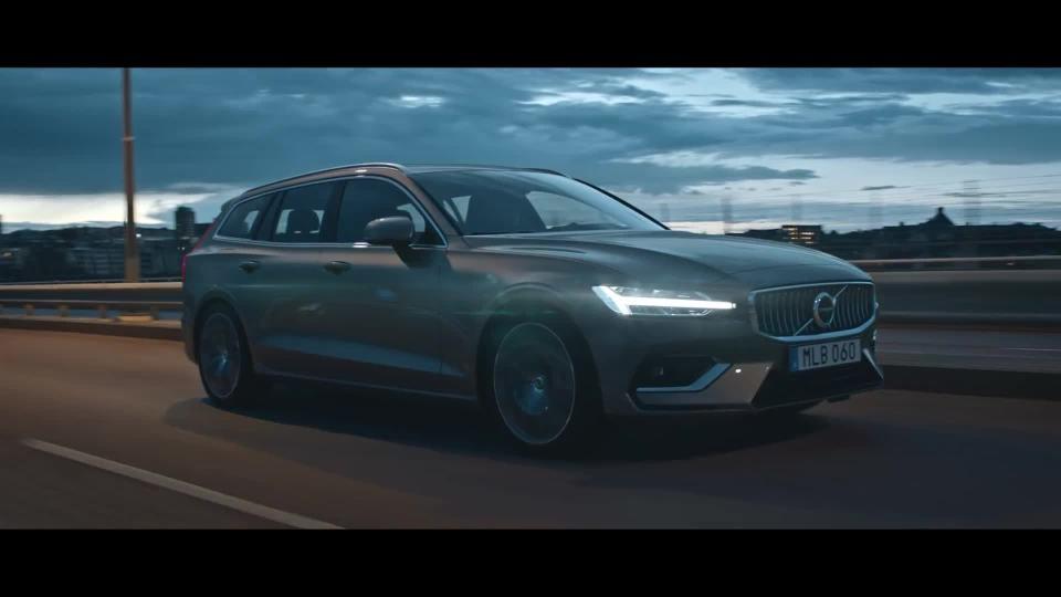 优雅与驾趣于一身 沃尔沃全新V60宣传片