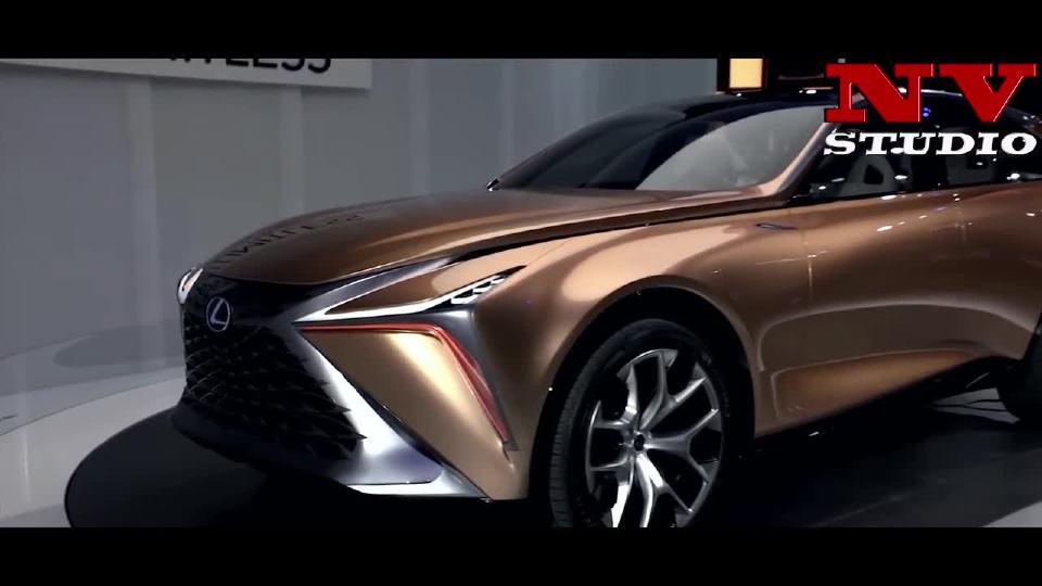 雷克萨斯在2018北美车展上带来了全新的观点车款LF-1 Limitless