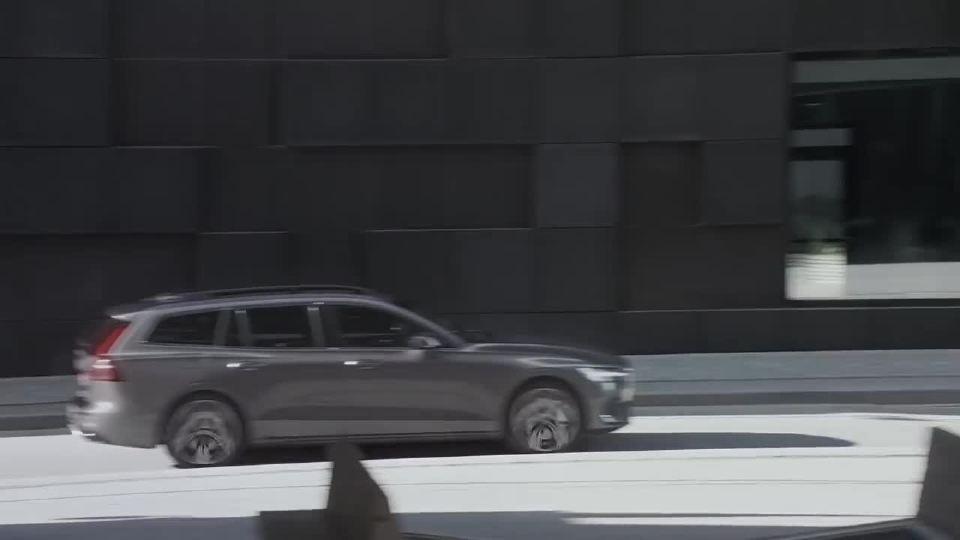 新沃尔沃V60 功能展示
