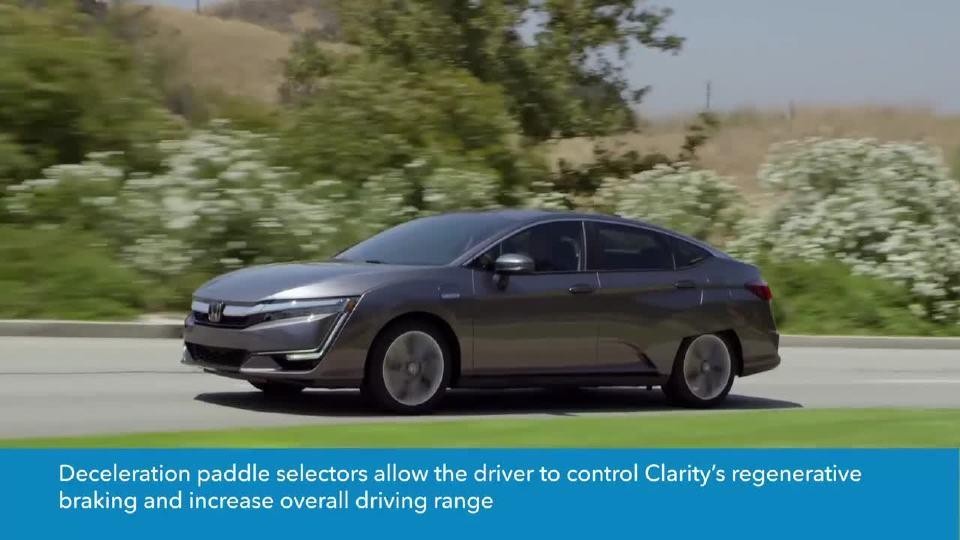 本田科技简单易懂 为你讲解车辆功能