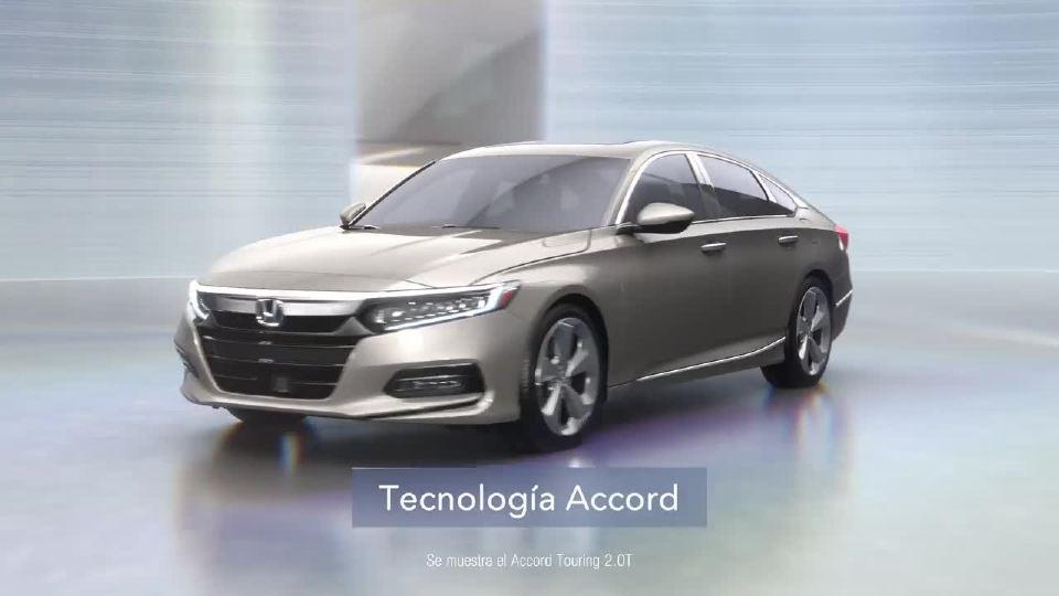 2018本田雅阁配备全套Honda SENSING安全超感主动安全配置