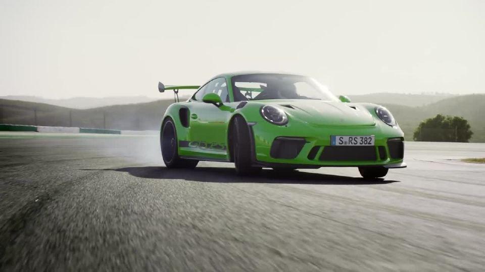保时捷911 GT3 RS 助燃激情澎湃的人生
