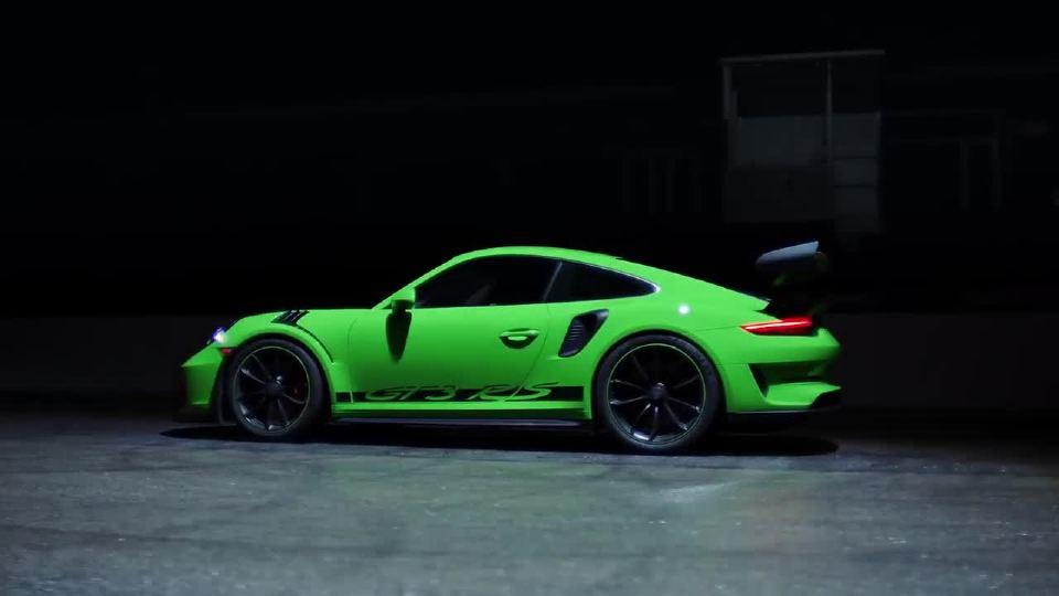 为你揭开保时捷911 GT3 RS的神秘面纱