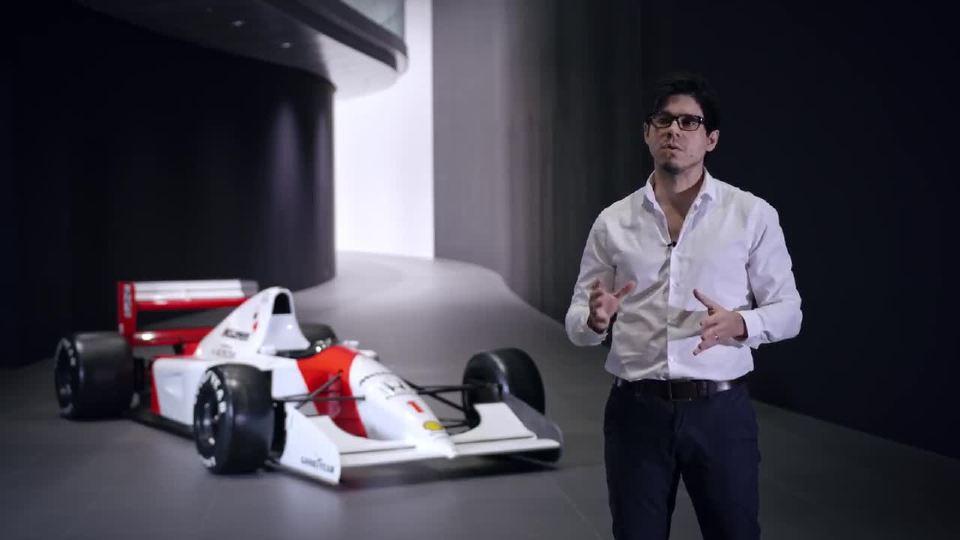 迈凯伦设计师解读Senna从无到有的经典