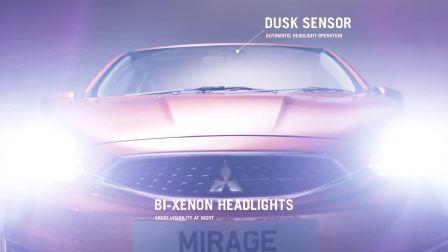 2017款三菱Mirage  配置功能展示