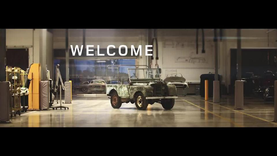 纪念路虎70年 用心铸就每一台豪华SUV