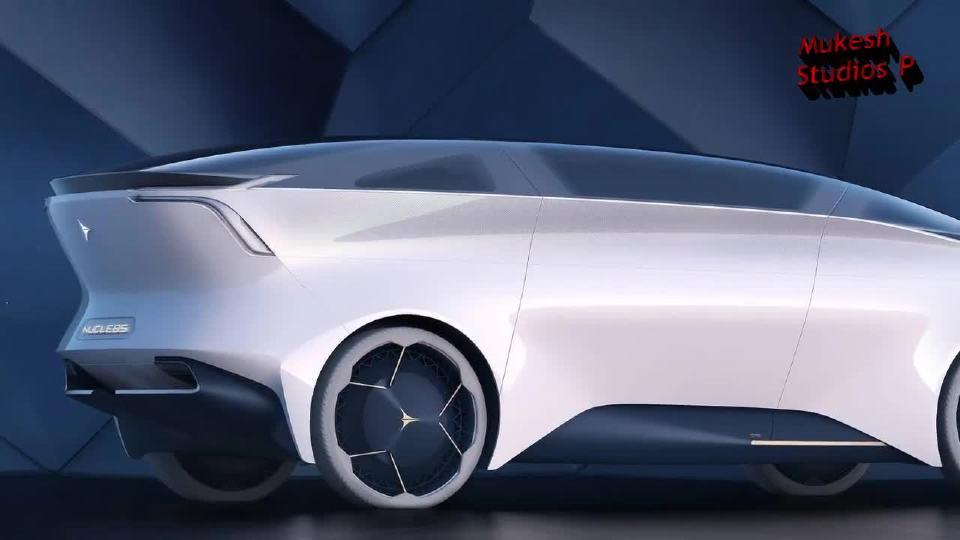 2018日内瓦车展 Icona带来未来概念汽车