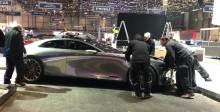 2018日内瓦车展 马自达Vision Concept