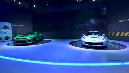 2018日内瓦车展 喜欢国际车展的这种氛围