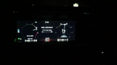 2018林肯领航员 0-60加速测试