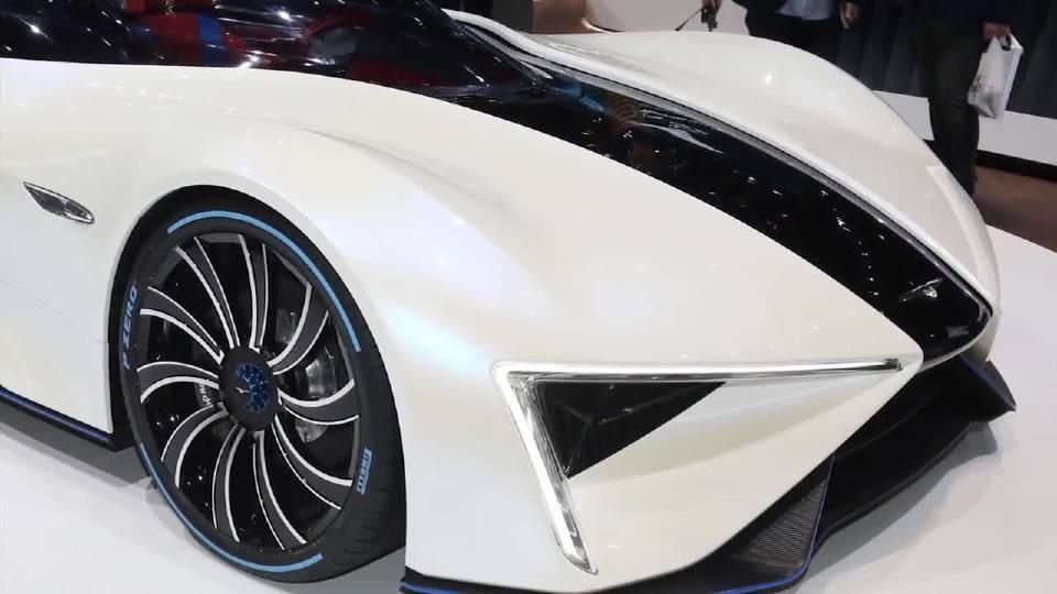 2018日内瓦车展 排名前五的超级跑车将亮相