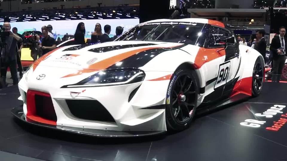 2018日内瓦车展 14辆车最值得看的新车