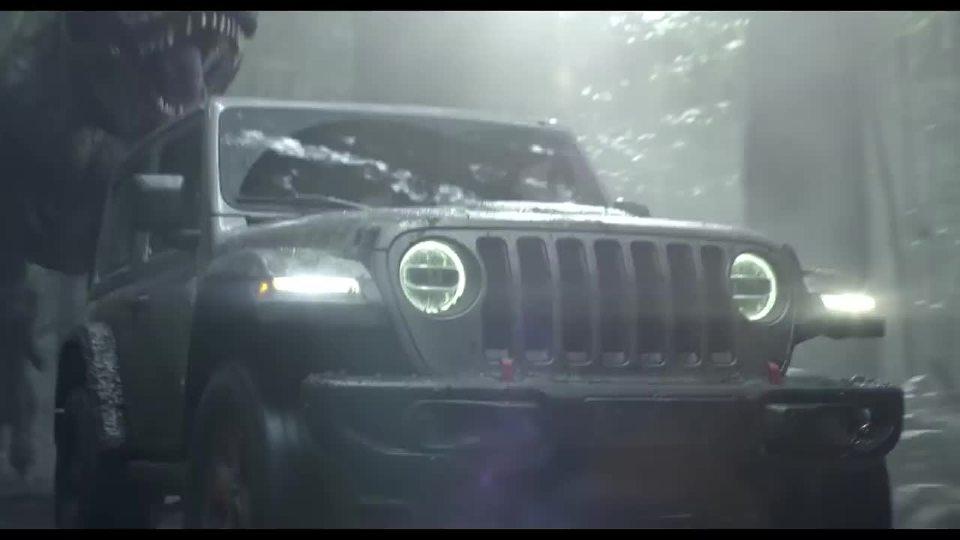 Jeep牧马人 带你穿越地球上每一个角落