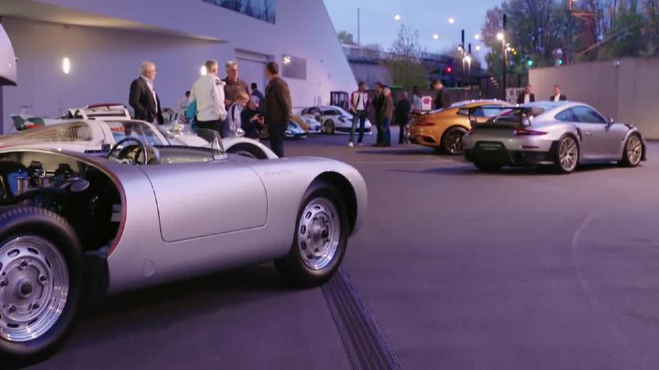 保时捷让赛车文化流传于世界的每个角落