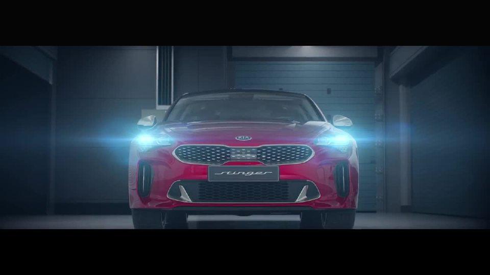 2018款起亚Stinger GT 精密制造的优秀发动机