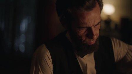 总统林肯穿越现实 开林肯领航员