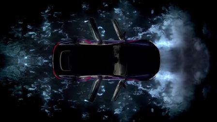 全新梅赛德斯奔驰AMG GT Coupe惊艳亮相