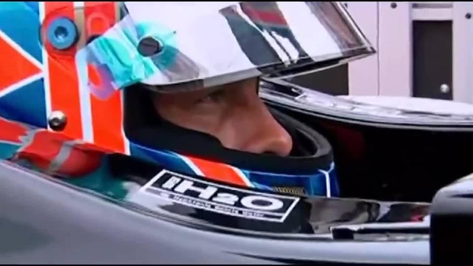 F1大奖赛集锦 带你回味05年的精彩瞬间