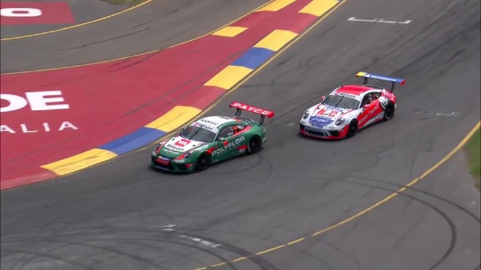 保时捷911 GT3 RS亮相于澳大利亚赛场