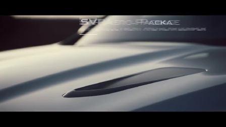 捷豹F-PACE SVR 高性能SUV新贵