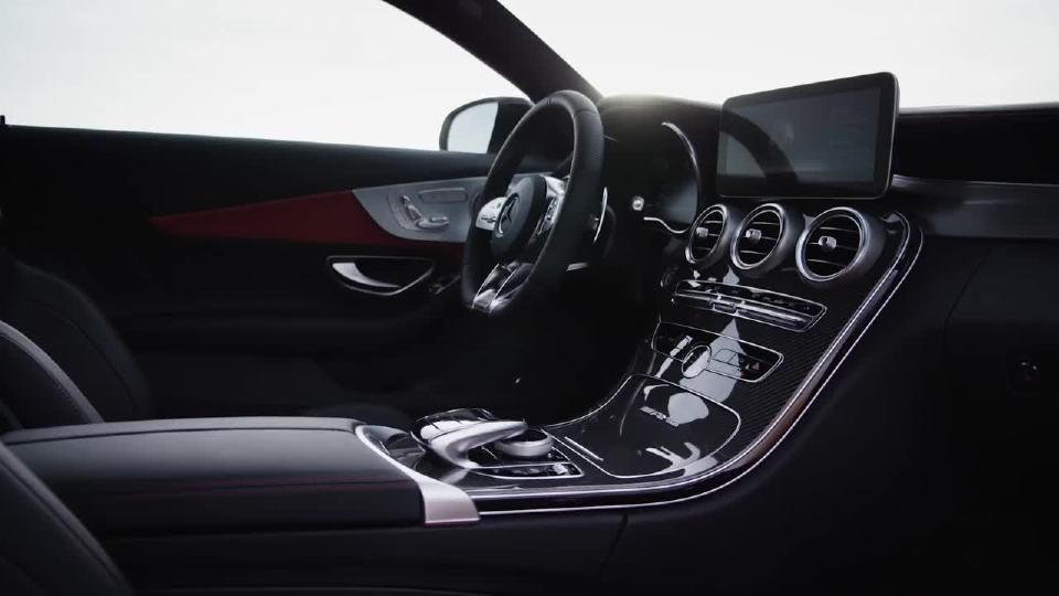 梅赛德斯AMG 2018款C63 S Coupe全球首发