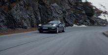 保时捷Panamera Sport Turismo与滑雪运动的完美诠释
