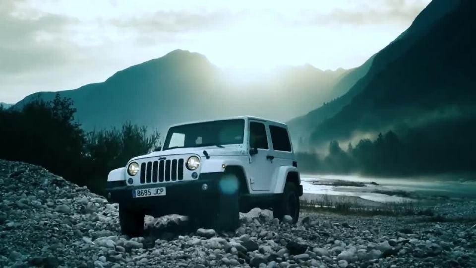 Jeep 运动不仅限于赛场户外更美妙