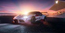 丰田GR赛车概念 给你不一样的赛车元素