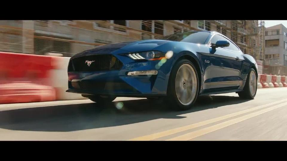 听觉 视觉 感觉 福特Mustang无尽可能