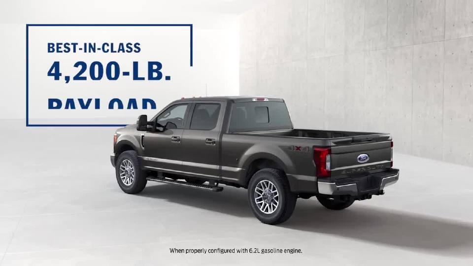 2018款GMC Sierra对比2018款福特Super Duty