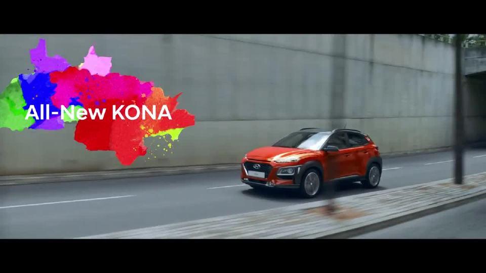 什么是城市SUV 现代全新KONA告诉你
