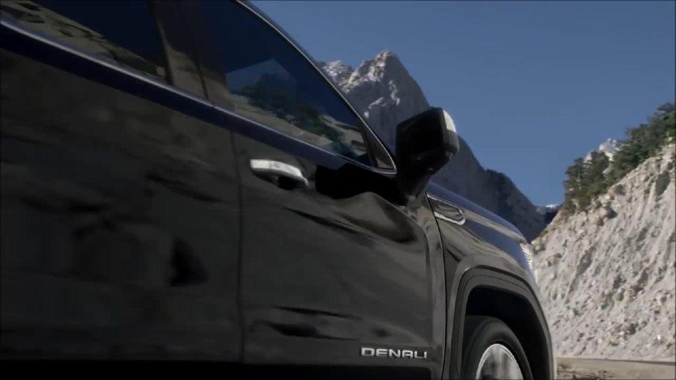 2019 GMC Sierra 最高科技的卡车