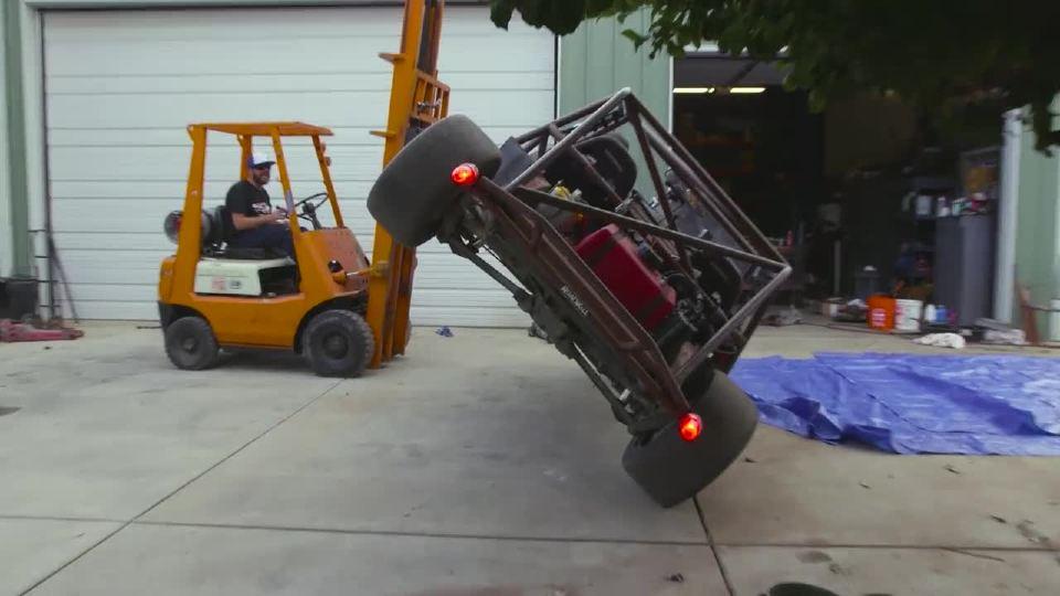 最原始的卡丁车重返视野
