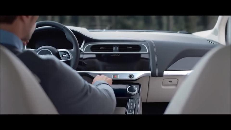 2019 捷豹i-Pace Electric 完整评论
