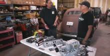 用改装的方法 福特Fordor获得了超能力
