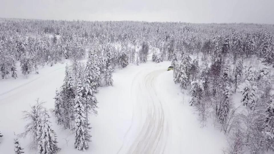 斯柯达四驱冰雪驾驶技巧