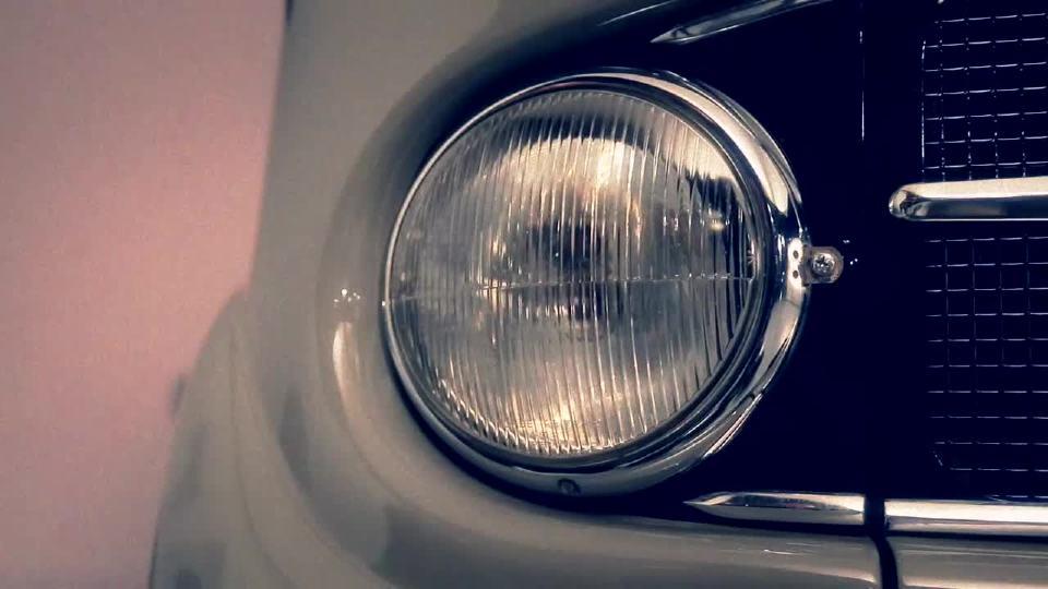1963年的梅赛德斯-奔驰L319 奔驰V级的前身