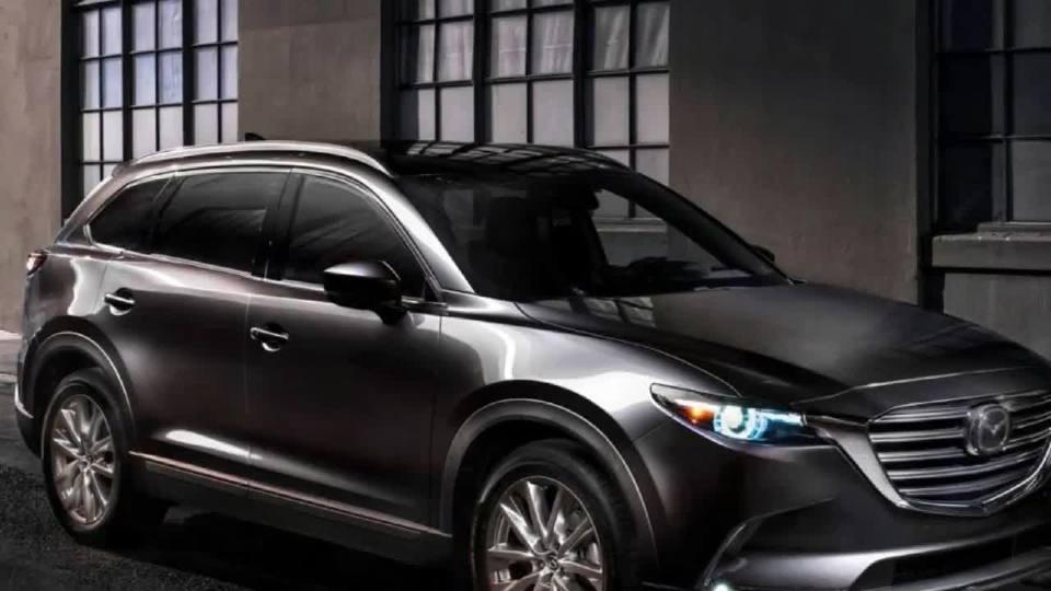 2018 马自达 CX-9 四驱带给你非常好的驾驶感受