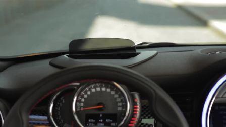 MINI 360°全景展现 MINI抬头显示系统