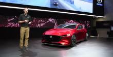 2018纽约车展 马自达发布KAI CONCEPT概念车