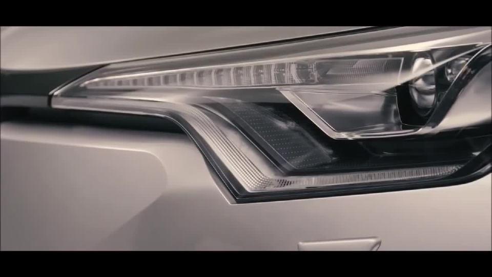 2018北京车展预热 最受关注的SUV 广汽丰田CHR