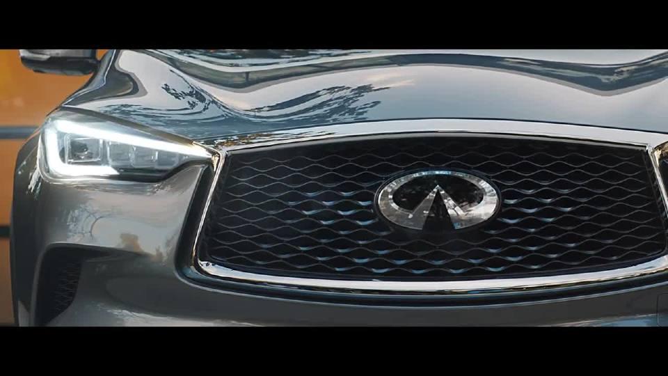 2018北京车展预热 全新英菲尼迪2019款QX50即将登场