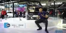 2018北京车展 起亚全尺寸SUV Telluride