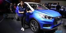 2018北京车展  比亚迪元EV360