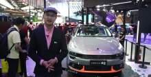 2018北京车展 高能轿跑SUV领克02