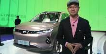 2018北京车展 中型电动SUV威马EX6