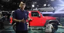 2018北京车展 Jeep全新一代牧马人
