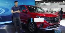 2018北京车展 紧凑级SUV东风风行T5