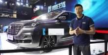 2018北京车展 汉腾不只有SUV还有MPV