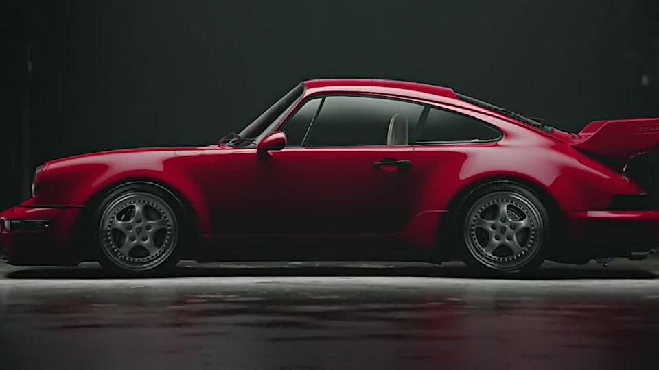 保时捷911 再造传奇Carrera RS